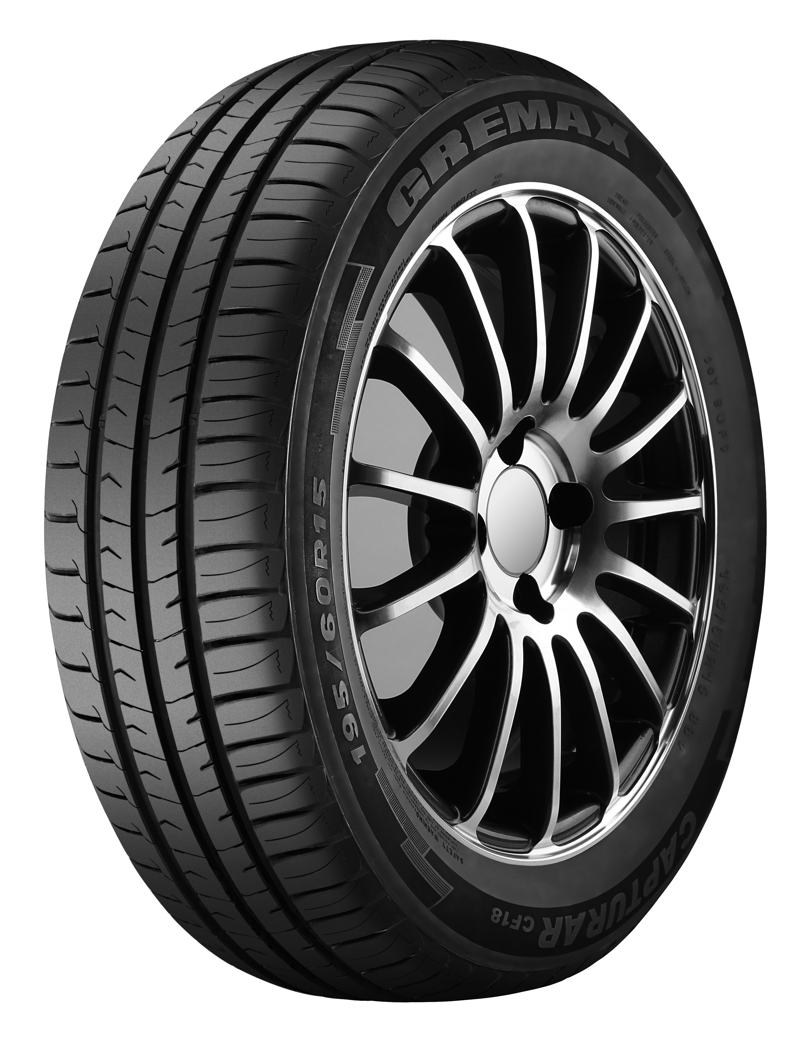 GREMAX 175/65R14 82H CAPTURAR CF18