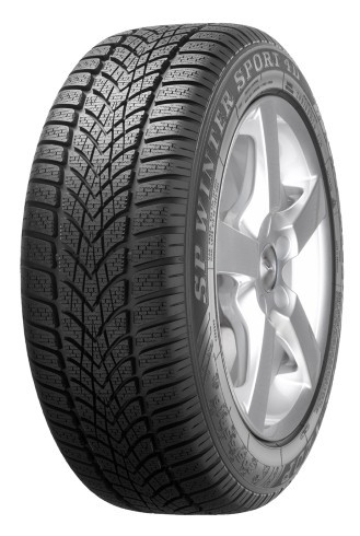 DUNLOP SP WINTER SPORT 4D 91H Rehvid
